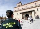 Cuatro imputados por colocar un paquete sospechoso en Quijorna