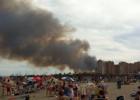 Estabilizado el incendio de Mijas