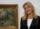 La baronesa Thyssen duda que se abra su museo en Barcelona