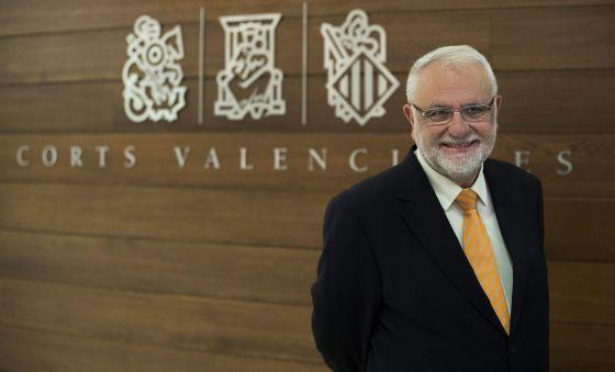 El político popular Juan Cotino, a principios de julio.