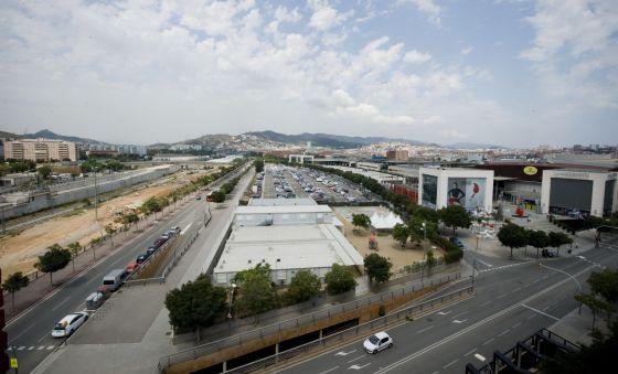 Barcelona aprueba privatizar los garajes m s rentables y - Centro comercial maquinista barcelona ...