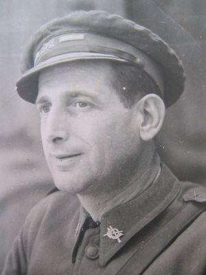 El teniente del ejército francés Amado Granell.