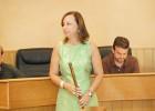 La imputada Elena Martínez releva a Agustí en la alcaldía de Paterna