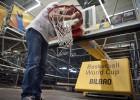 El tirón del Mundobasket reaviva la rivalidad Bilbao-Barakaldo