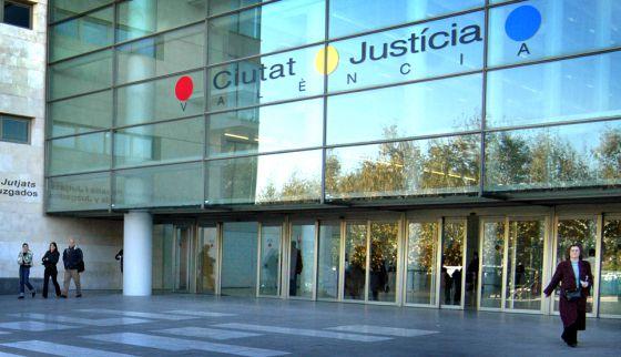 Juzgados de Valencia.
