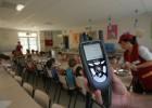 Los inspectores certifican la alta temperatura dentro de las aulas