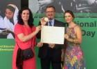 La Unesco premia a un centro del Polígono Sur de Sevilla