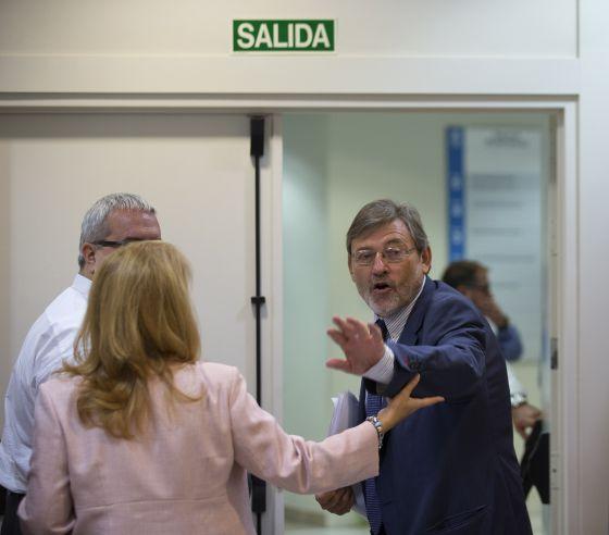 La falta de apoyo de Sánchez aparta a Lissavetzky de la carrera por la alcaldía