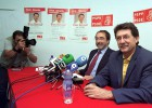 El PSPV expedientará a Franco por Brugal si el juez le imputa