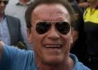 Schwarzenegger empuña de nuevo la espada de Conan en Almería