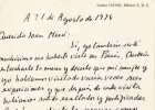 Octavio Paz, el 'barcelonauta'