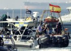Gibraltar patrol boats in skirmish with Spanish research vessel