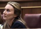 La exdiputada Andrea Fabra reingresará en Telefónica