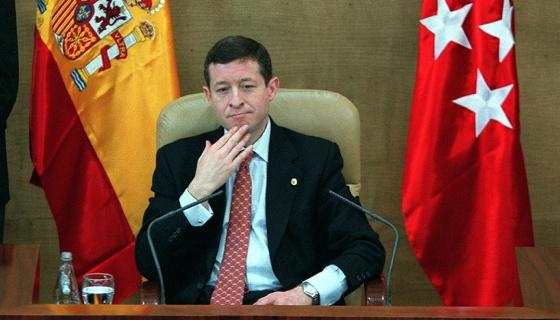 Pedroche gastó 10.000 euros en arte religioso con la tarjeta de Caja Madrid