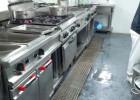 Un atasco en el Hospital Clínico inunda la cocina de agua residual