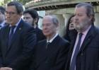 Todos los partidos se unen en Bilbao para recordar a las víctimas