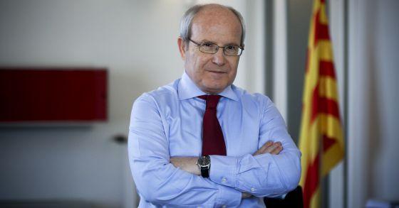 El senador José Montilla, ex presidente de la Generalitat.