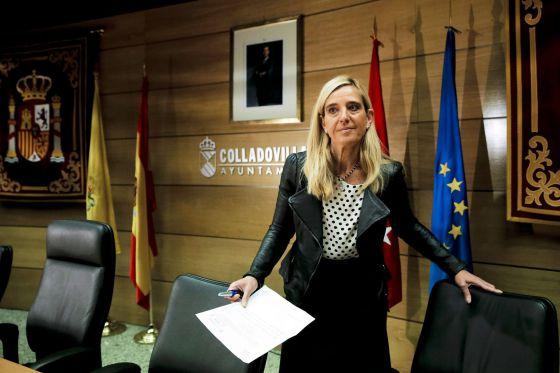 Mariola Vargas (PP), nueva alcaldesa de Collado Villalba.