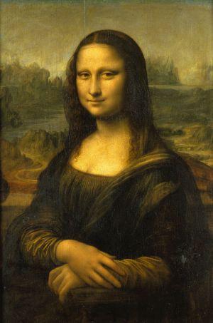 'La Gioconda' de Leonardo Da Vinci.