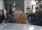 Carlos Fabra rechaza recurrir su ingreso en prisión