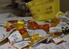 Sanidade abandona cientos de fármacos en un psiquiátrico sin uso