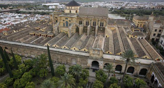 La junta censura a la iglesia por ocultar el origen de la for Exterior mezquita de cordoba