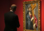El Greco pinta en Barcelona