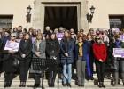 Luto en Paterna tras el brutal crimen machista del lunes