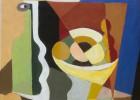 Louise Bourgeois, de visita en el Museo Picasso de Málaga