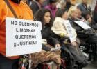 """Dependientes: """"La Generalitat hace caso omiso a los tribunales"""""""