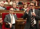 ERC permite tramitar las cuentas de Mas para forzar el adelanto electoral