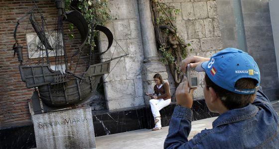 La Universidad de Huelva investigará si el pecio de Haití es la 'Santa María'