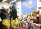'Cap nen sense joguina' lleva Reyes a los niños desfavorecidos