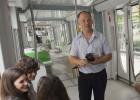 Fomento rechaza la nueva maniobra de Jaén para el tranvía