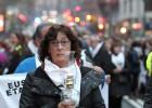 Miles de personas reclaman en Bilbao el fin de la dispersión