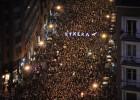 El abertzalismo exhibe su músculo político en apoyo a presos de ETA