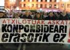 Cientos de personas piden la libertad de los detenidos