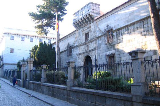 Catalu a reclamar papeles del archivo militar de vila for Oficina virtual generalitat