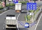 Una autopista de peaje suave