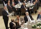 """Los empresarios ven """"riesgos políticos"""" en la recuperación"""