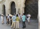 La Junta permite al Cabildo retirar una celosía de la Mezquita