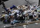Parla entra en su segunda semana de huelga de basuras