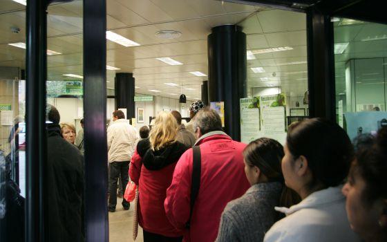 El servicio valenciano de empleo no despega ni para hacer for Oficinas servef valencia