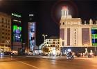 Cines y teatros podrán instalar gigantescas pantallas publicitarias