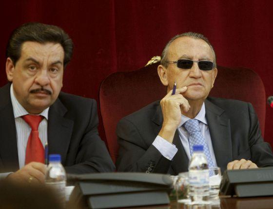 Francisco Martínez y Carlos Fabra