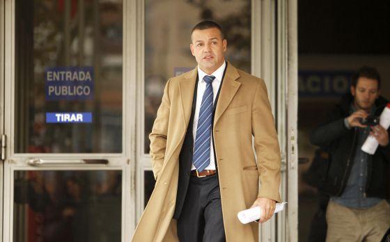 Miguel Ángel Flores,acusado del caso Madrid Arena, en una foto de 2012.