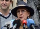 Rosa Díez promete proteger a los ciudadanos de los corruptos