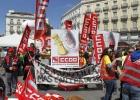 La huelga de Correos acentúa el atasco de envíos en las oficinas
