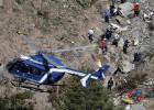 Un error atrasa la entrega de restos de víctimas de Germanwings