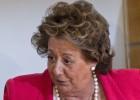 Rita Barberá deja Feria Valencia con una deuda de 500 millones